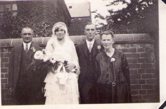 Grandad wed - Family Tree Web Site