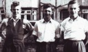 L to R Ian Brookes, Norman Jackson and  Tom Oliver - Heywood Web Site