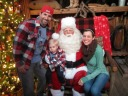 Jack Marchant with Santa 2012 - <Private> Marchant - Heywood Web Site