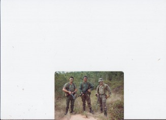 ROBERT QUIRKE NZ ARMY 1RNZIR SINGAPORE MALAYSIAN JUNGLE 1985 - QUIRKE FAMILY Web Site