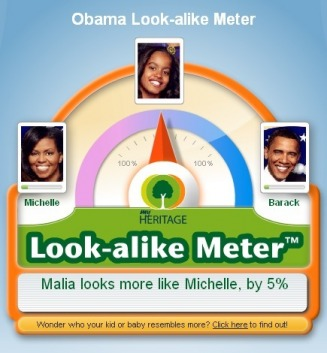 Obama Look-alike Meter - FTB Testseite