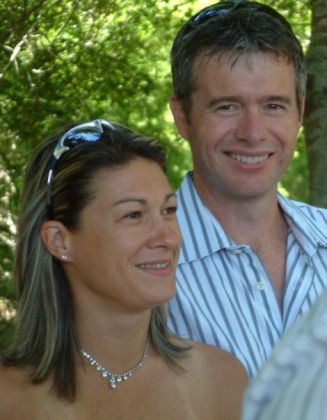 Hedges Wedding - Burgess Family New Zealand Web Site