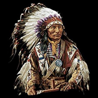 Great Chief Powhatan - Photo - Talbot Web Site - MyHeritage