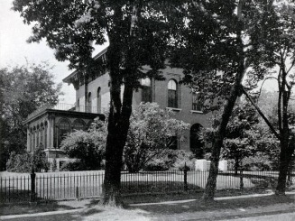 rumrill home in buffalo 1931 - Bowie-Whitman Web Site