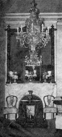 rumrill interior drawing room - Bowie-Whitman Web Site
