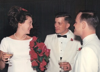 Barbara 1964 Carolyn's wedding - Bowie-Whitman Web Site