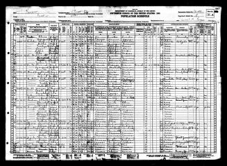 1930 Census - Marion Joseph Hill - Hammett Web Site