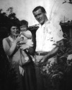 Connie, Chas and Charlie - Charles Henry Hawkins - Hawkins Web Site
