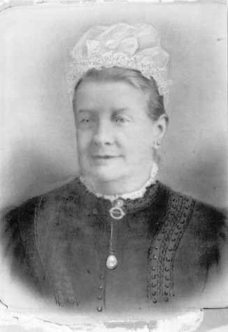 Ann Glynn (mother of Alice Ludbrook) - Bryce Family Web Site