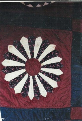 Betty Barham Quilt - Williams Web Site