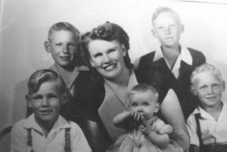 Elda Jepson and Family - Don's Family Web Site