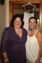 Angela and Mary (Mom) - My Wedding - DiMartino Family Web Site