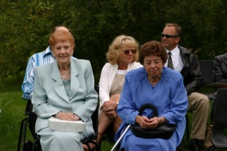 Nanny, Aunt Mary, and MOM - Rita Fagan