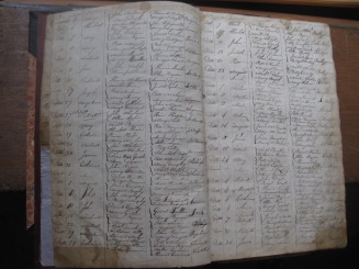 Lynch Family Record in Leighlin Parish - Desmond-Domenico Families Web Site