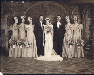 Yolanda and Bill Liley Wedding - Desmond-Domenico Families Web Site