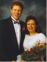 Bill and Susan Wedding Picture - Your Parents - <Private> THIEL - THIELFAMILYTREE Web Site