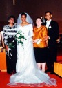 Michelle and Barack's Wedding - MyHeritage Celebrities - Barack Obama