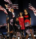 The Obamas made it - Barack Slideshow - MyHeritage Celebrities - Barack Obama