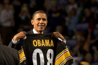 The sporty guy - MyHeritage Celebrities - Barack Obama