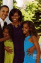 essence_barack_obama_family_obamas - MyHeritage Celebrities - Barack Obama