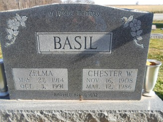 zelma & chester basil stone - jennifer graham Web Site