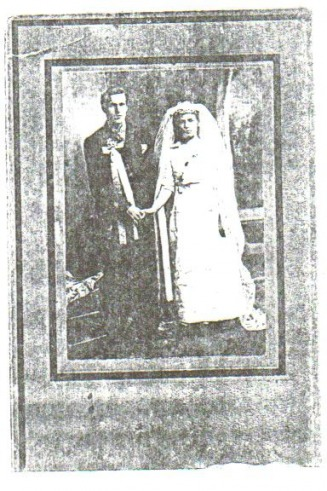 Peter & Katherine Zerr June 3, 1913 - Zerr Family Tree Web Site