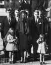 JFK's Funeral - Edward Moore (Ted) Kennedy - MyHeritage Celebrities - John F. Kennedy