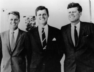 Kennedy Brothers - MyHeritage Celebrities - John F. Kennedy