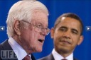 Teddy & Obama - Edward Moore (Ted) Kennedy - MyHeritage Celebrities - John F. Kennedy