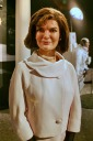 Jacqueline Kennedy in wax - MyHeritage Celebrities - John F. Kennedy