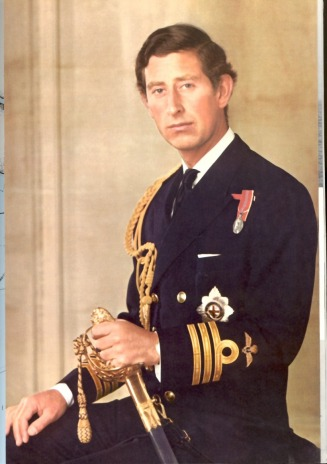 Prince Charles Young Photo Myheritage Celebrities
