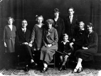 Braggins family of Danniverke - Jenkins Web Site