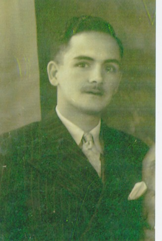 Pa Harold Lorenzo - Our Family Tree Web Site