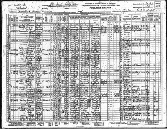 Wertz1930Census - KurtEmrysTylerTree Web Site