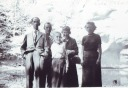 Family in Ohio 1953 - <Private> Heywood - Heywood Web Site