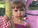 Corn on the cob at the fair!!! - <Private> Smithson - Heywood Web Site