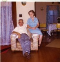 Olga and Jim Ward - James Spencer Ward - Turkelson Web Site
