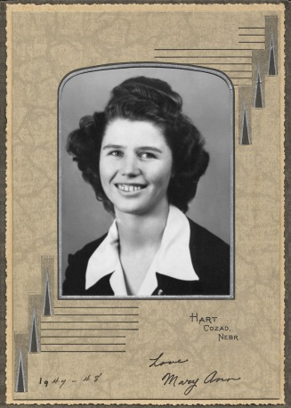 Mary Ann Grater [Hinkle, Kerry] - Waisath Family Web Site