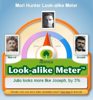 Mori Hunter Look-alike Meter - Byloff Web Site