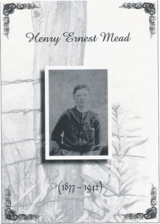 Henry Ernest Mead 1877-1942 - Mead, Cole & Tuckett Families  Web Site