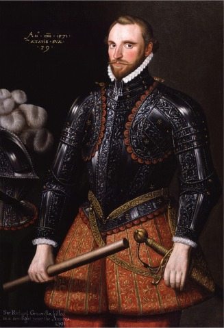 Sir Richard Grenville - Brothers and Others Website