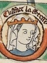 Constance Of Duchess of Brittany (born England)