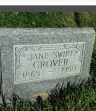 Jane Grover (born Swift)