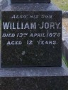 William Jory