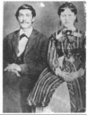 William Adam Brame and Elizabeth Seth Brame - Clarence Smith-Merilyn Smith Family