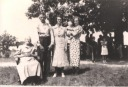 Martha Neff-Charlie Smith-Nellie Lane-Louise Lane Valintine-Bobby Valintine - Clarence Smith-Merilyn Smith Family