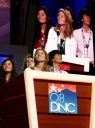 Democratic National Convention Day - John Bouvier Kennedy Schlossberg - Demo Family Site
