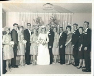 Don and Carolyn Wedding - Don's Family Web Site