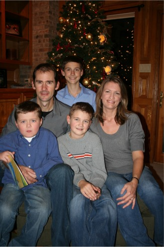 Bryan Jepson and Family - Don's Family Web Site