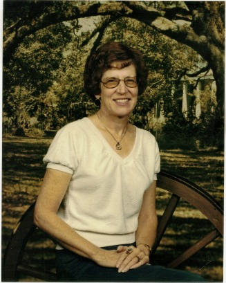 My mom Louise Stamey around 1970s-80s - Hutchinson Web Site